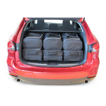 Mazda6 (GJ) Sportbreak 2012- Car-Bags Reistassenset