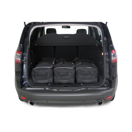 Ford S-Max I 2006-2015 Car-Bags Reistassenset