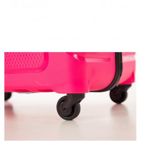 Decent Sky Line Trolley 77cm Rosa