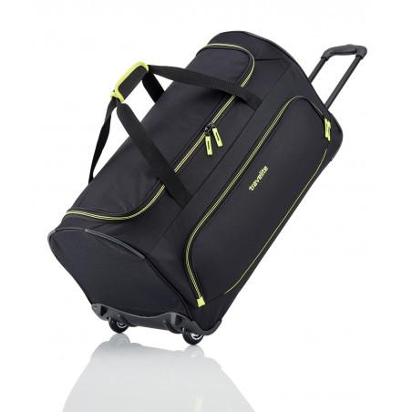 Travelite Basics Fresh Reisetaschen mit Rollen Schwarz