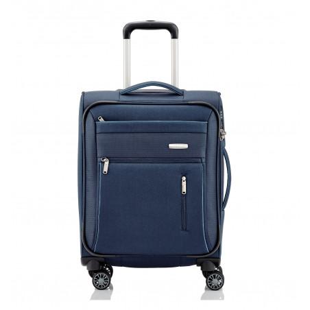 Travelite Capri Handgepäck Koffer 55cm Blau