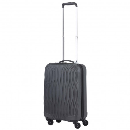 CarryOn Wave Handgepäck Trolley 55cm Anthrazit
