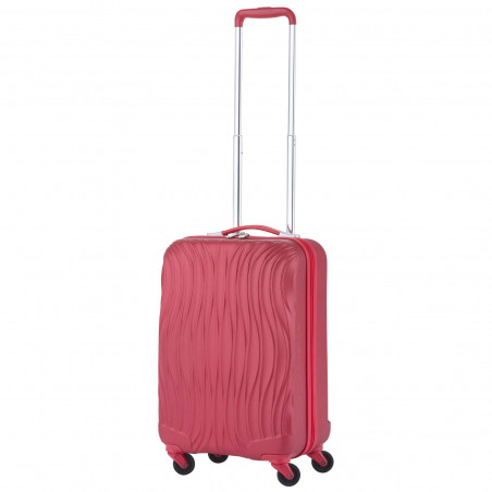 CarryOn Wave Handgepäck Trolley 55cm Rot