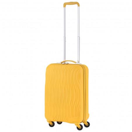 CarryOn Wave Handgepäck Trolley 55cm Ocker