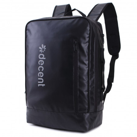 Decent Backside 6001 Laptop Rucksack Schwarz