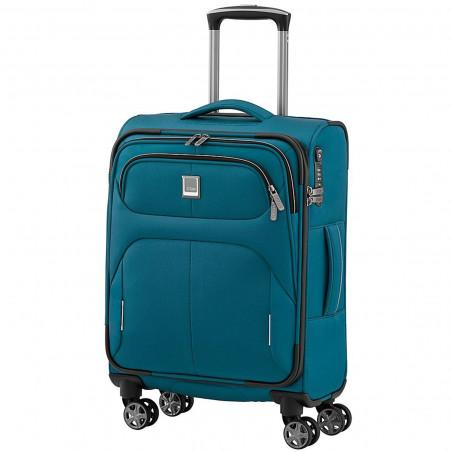 Titan Nonstop 4 Wiel Handgepäck Koffer 55cm Petrol Blau