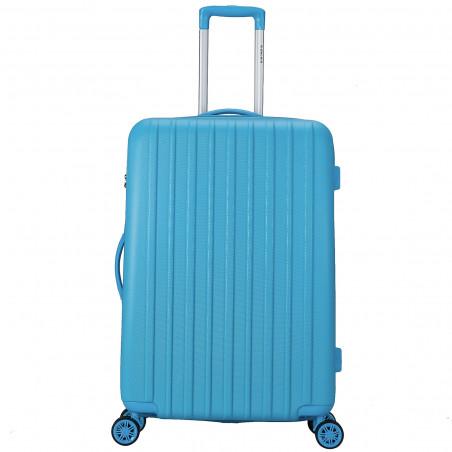 Decent Tranporto One Koffer 76cm Blau