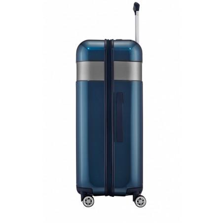 Titan Spotlight Flash Koffer 4 Rad 76cm North Sea Blau