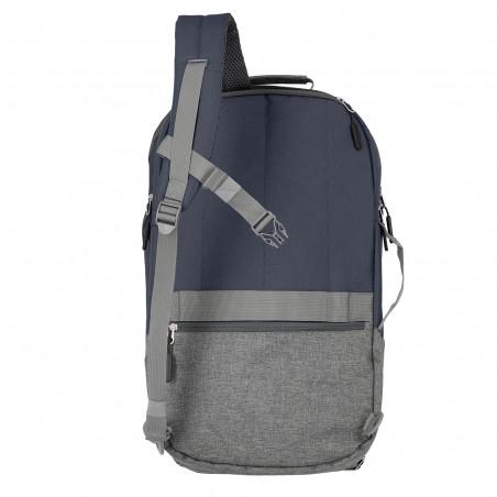 Travelite Basics Laptoprücksacke L Blau