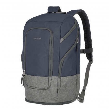Travelite Basics Laptoprücksacke L Blau