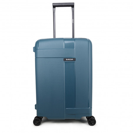Decent Transit Handgepäck Koffer 55cm Petrol Grun