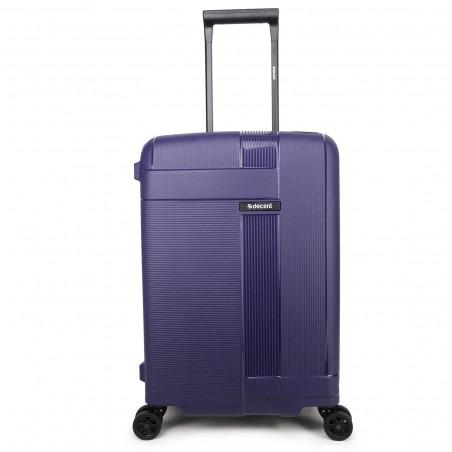 Decent Transit Handgepäck Koffer 55cm Dunkelblau