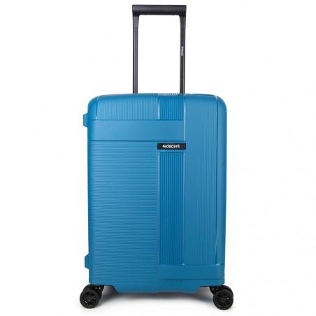Decent Transit Handgepäck Koffer 55cm Hell Blau